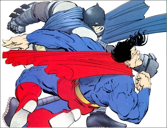 배트맨 vs 슈퍼맨