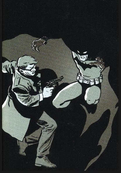 배트맨 : 이어 원