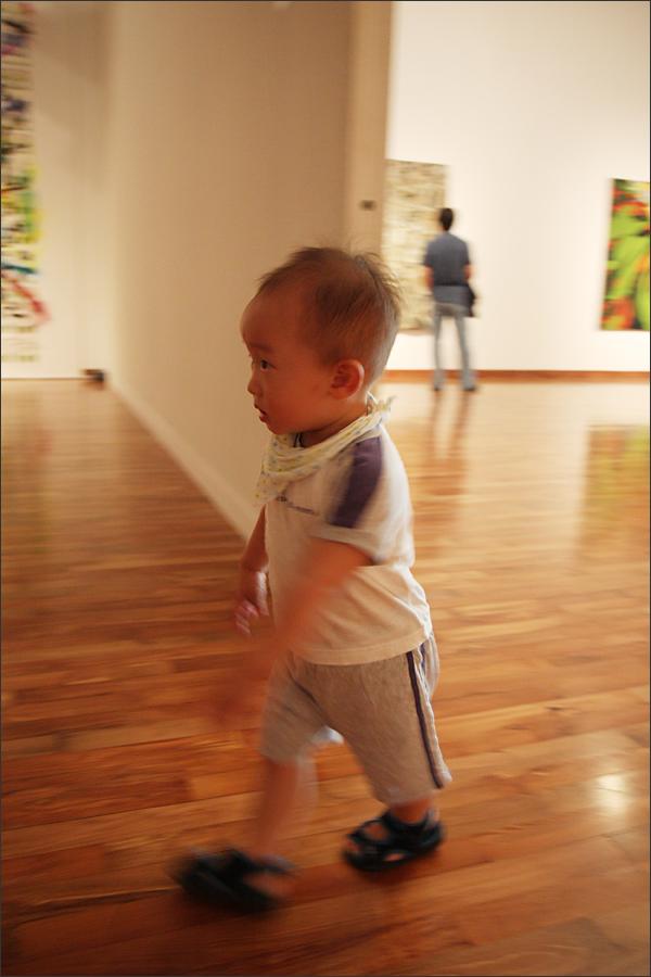 미술관 놀이