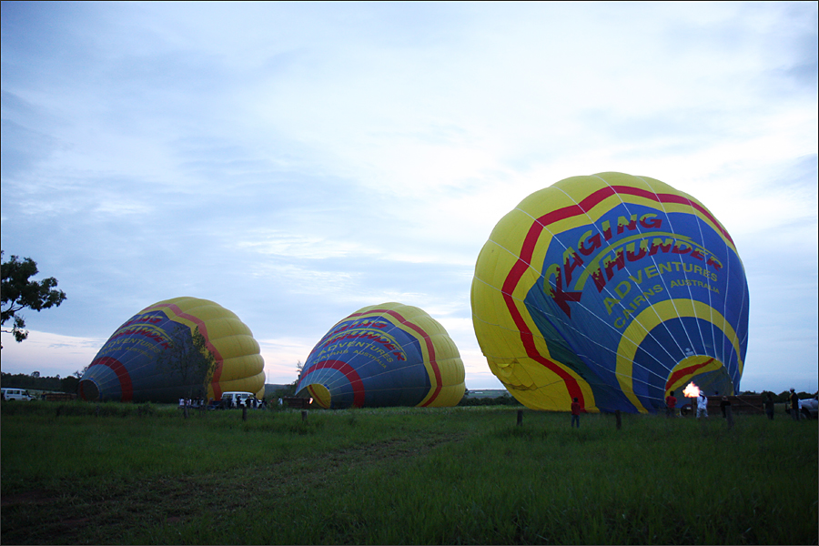 balloon tour