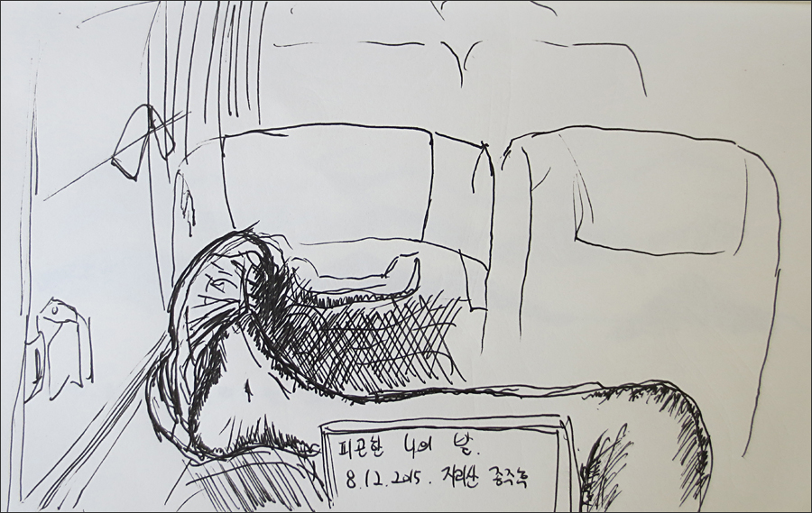 부산행 버스