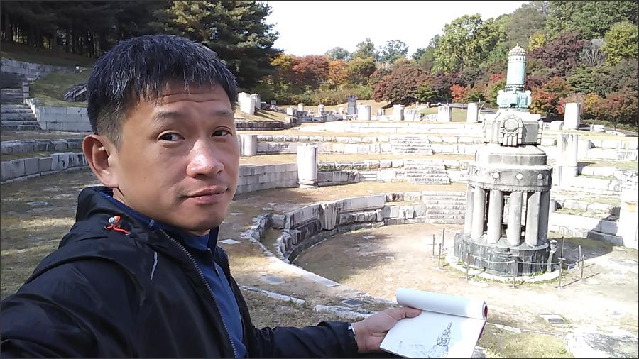 조선총독부 철거 부재