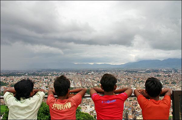 네팔의 미래