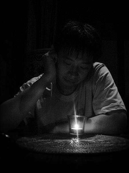 촛불의 묵상