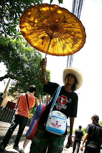 우산사세요~