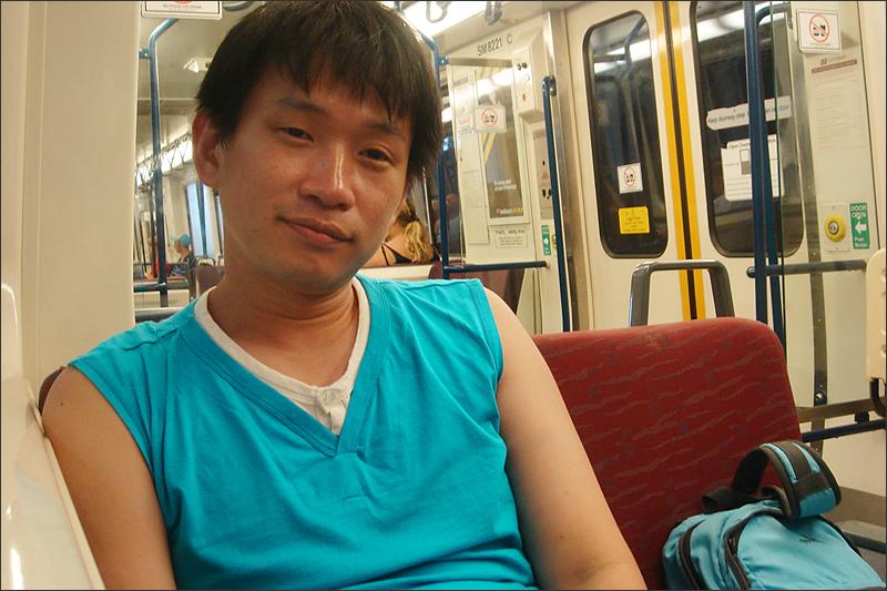 브리즈번의 지하철