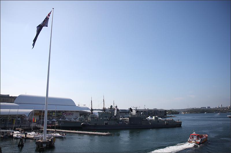 호주 국립해양박물관