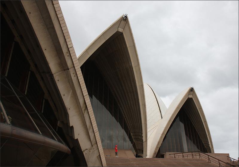 파격적인 디자인의 오페라하우스
