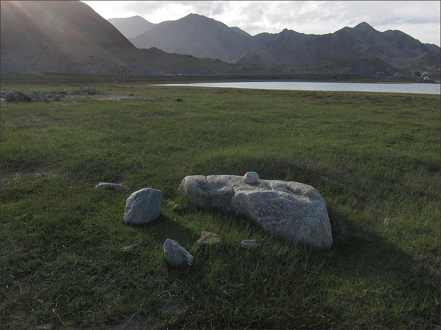 태고적 모습을 간직한 카라쿠리 호수