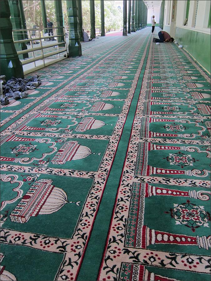 이슬람 사원(청진사)