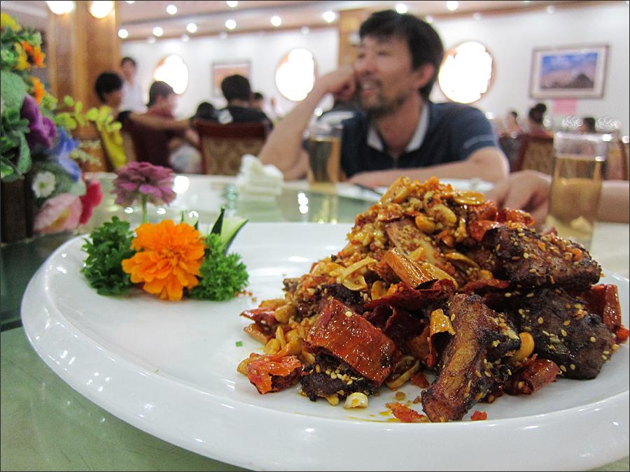 중국 요리