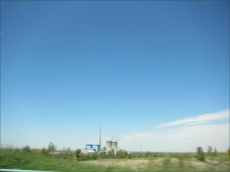신장의 원자력 발전소