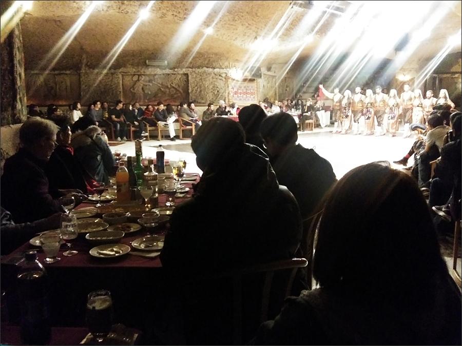 터키 전통춤과 벨리댄스 관람