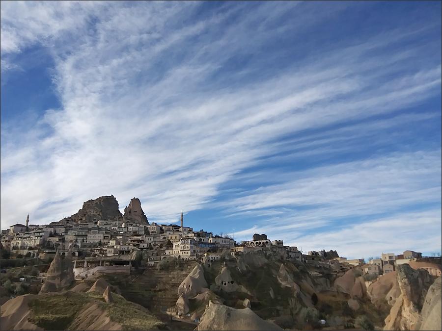 우치히사르 마을
